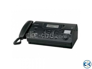 NEW PANASONIC KX-FT983CX FAX MACHINE with 1year WARRANTY