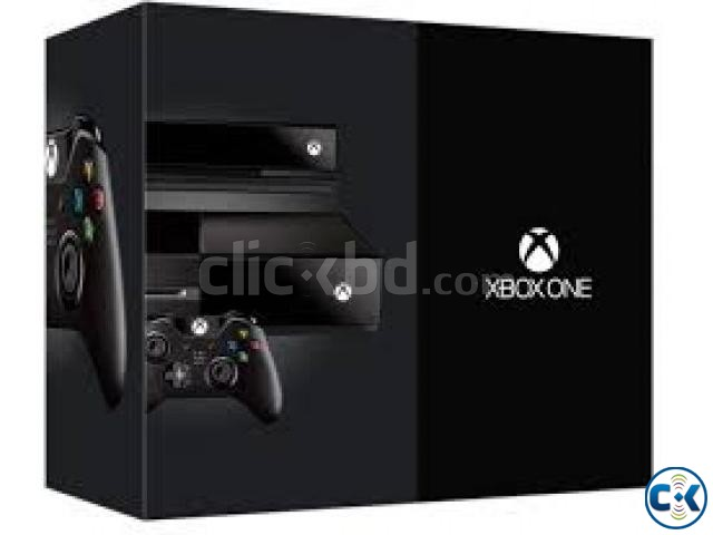 XBOX ONE 500GB Console Black Special Region 1 came from USA | ClickBD large image 1
