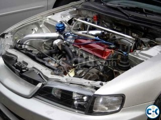 Turbocharged Honda Accord 1996