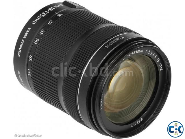 Canon EOS 7D with 18-135mm | ClickBD large image 3