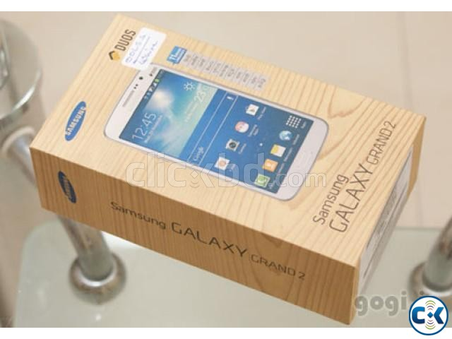 Samsung Galaxy Grand 2 intact box | ClickBD large image 1