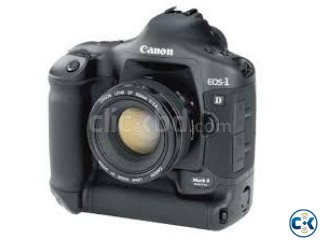 FOR SALE BRAND NEW Canon EOS-1D Mark II 8.2MP Digital SLR Ca