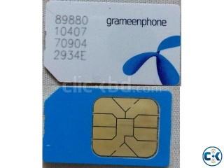 GP VIP SIM CARD 017117 series must read