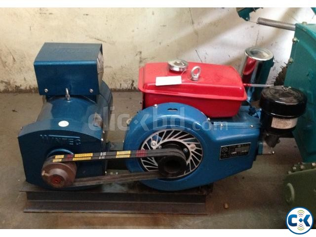 DIESEL GENERATOR 2kW to 24kW BEST QUALITY WITH WARRANTY | ClickBD large image 0