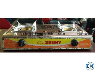 SUNNY Double Gas Burner Auto Ignition