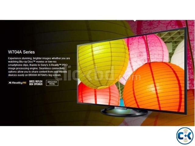 SONY BRAVIA 50 W704A FULL HD LED INTERNET TV BEST