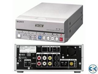 SONY DVCAM DSR-11