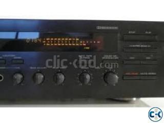 Yamaha cassette deck KX 390 RS