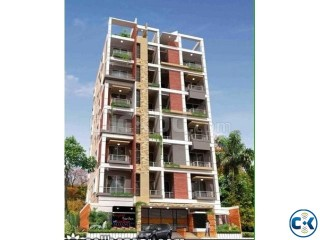 1050 sft Exclusive Flat at South Banasree