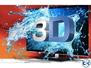 Experience 3D on LED LCD CRT TV Monitor Laptop 400 3D Movies