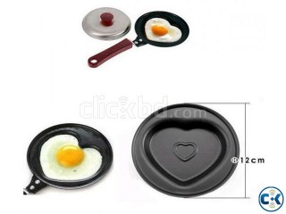 Love Shape Frying Pan