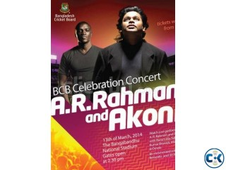 BCB Celebration Concert T20 WC Opening
