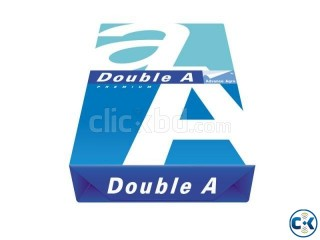 Double A A4 Copy Paper 80gsm 0.30 USD REAM
