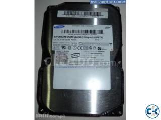 80 GB Hard Disk