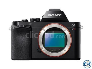 Sony a7R Full Frame Mirrorless DSLR Camera