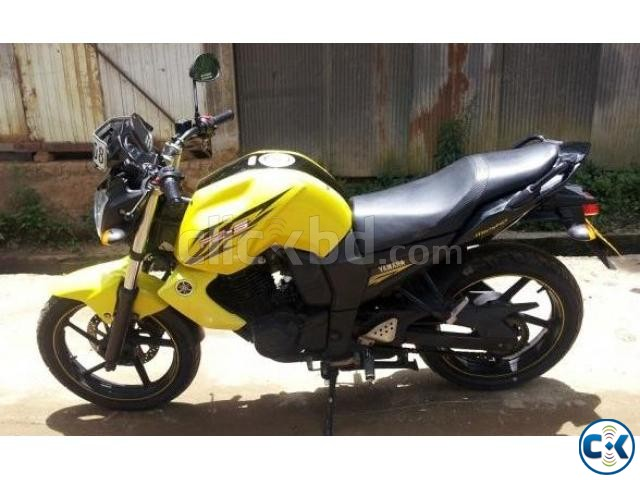 Fresh Yamaha FzS 2012 Model For Sell   ClickBD large image 0Yamaha Fzs 2012