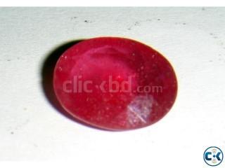 Gemstone Ruby Groho Rotno