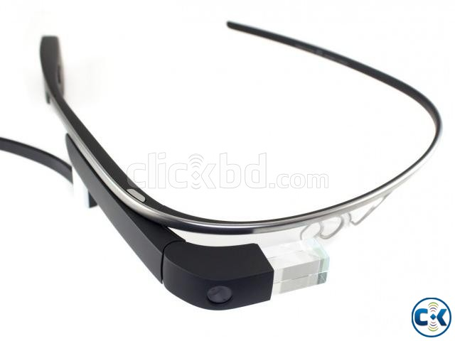 Rare Google GLASS Explorer Edition Charcoal Black | ClickBD large image 0