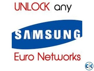 Samsung UK factory Unlock service