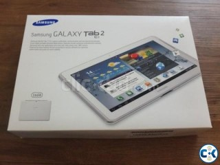 10.1 INCH Samsung Galaxy Tab-P5100 3G WIFI 16GB INTACT BOX