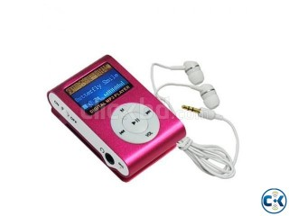 MP3 Player Display