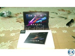 Sony Xperia Z LTE Tab 10.1 16GB Black color.. full boxed..