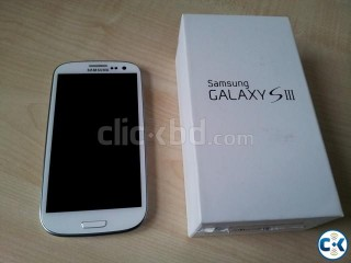 SAMSUNG GALAXY S3 LTE version SHOWROOM CONDITION FULL BOXED