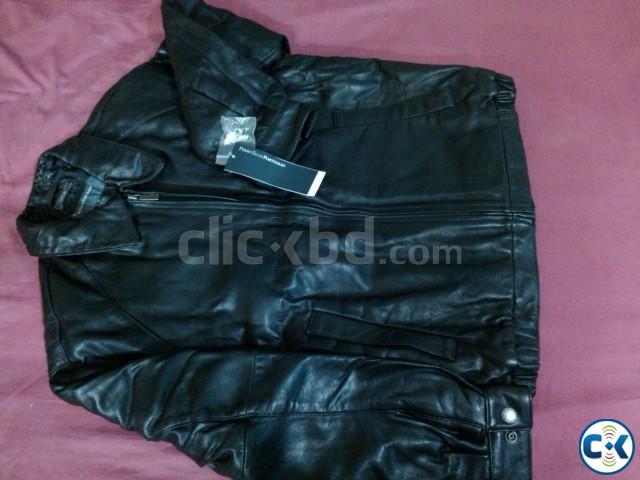 Genuine Leather Jacket | ClickBD large image 0
