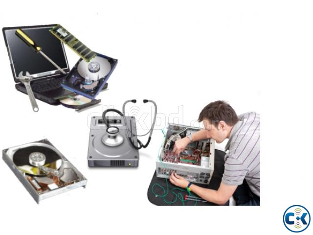 Hard Disc Drive Recovery from 24 Hour Data