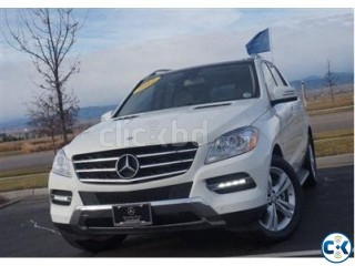 2012 Mercedes-benz M-class 4matic 4dr Ml350 Bluetec Suv