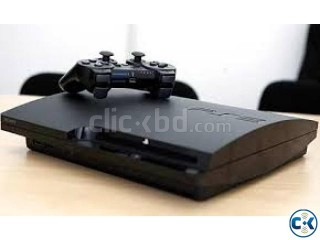 ps3 slim with latest mod nd 50 games