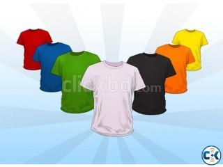 Corporate t-shirt print
