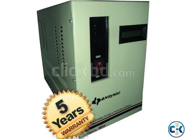 Ensysco EPS 3000VA with hamko Battery | ClickBD large image 0