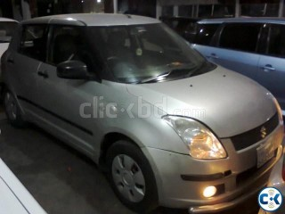 Maruti suzuki swift silver like brand new -08