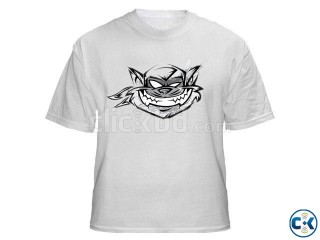 Cartoon T-shirt Printing Hurry