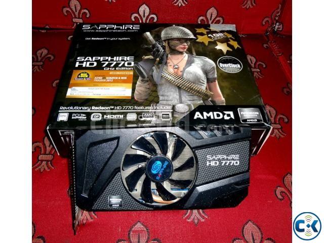 AMD Radeon HD 7770 Ghz OC Edition 1GB GDDR5   ClickBD