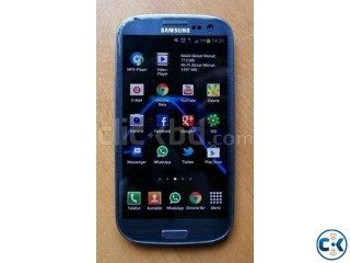 Samsung Galaxy S3 4G LTE 4.3JB 32GB 2GBRAM 30Wrnty5000app