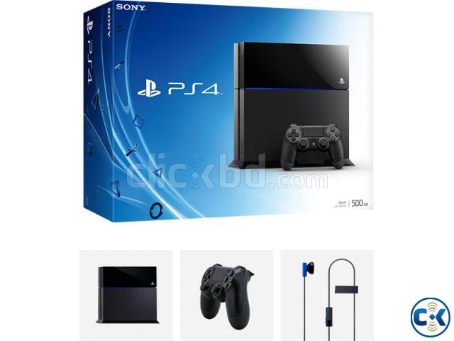 PS4 console Camera and game pacakge best low price in BD | ClickBD large image 1