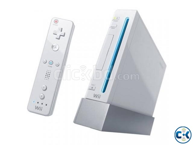 Wii modded Conslole play by copy dvd and hard drive | ClickBD large image 2