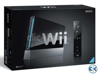 Wii console come from usa new