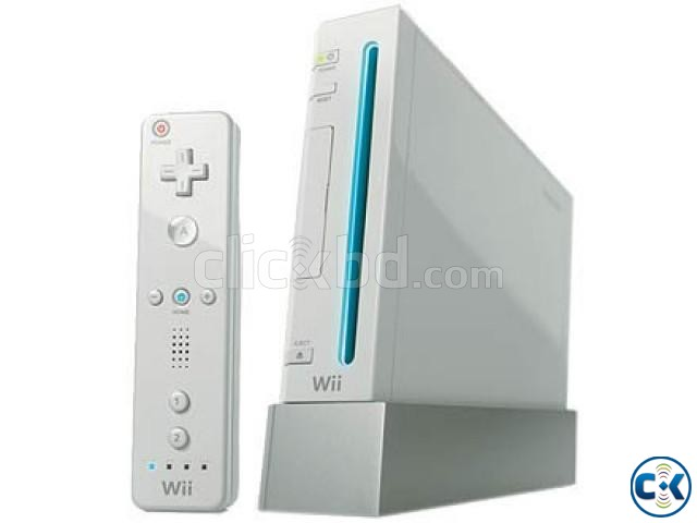 Wii console come from usa new | ClickBD large image 1