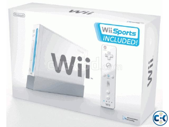 Wii console come from usa new | ClickBD large image 2