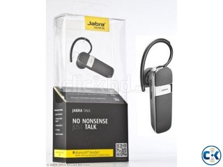 JABRA TALK BLUETOOTH HEADSET WITH HD VOICE TECHNOLOGY - See