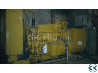Generator 155 KVA GAS Caterpiller Running