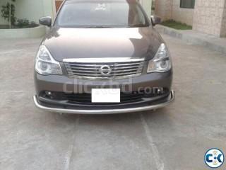 Brand new Nissan Bluebird 2011