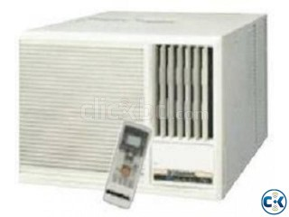 Quick installation of GENERAL 18000btu WINDOW AC