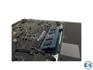 8gb unibody macbook memory upgrade service