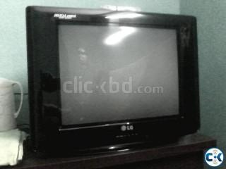 New LG 21 inch flat tv