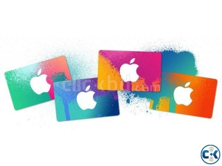 iTunes Gift Card Available Now j26 Bashundhara City