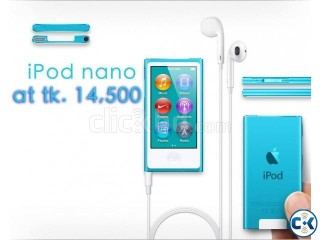 iPod nano Completely renanoed 16GB J26 Bashundhara city iP